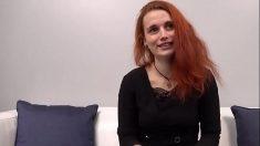 Czech Redhead Casting Porno