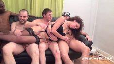French Ayanna Kurski Casting Porno