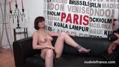 French Busty Lola Vinci Casting Porno