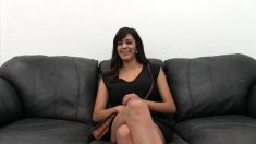 Backroom Casting Couch Lola