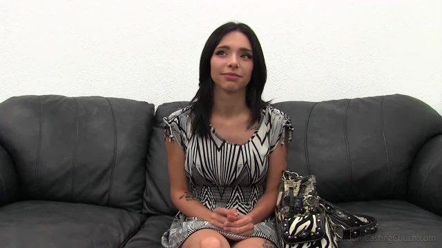 BackroomCastingCouch Erika Casting Porno