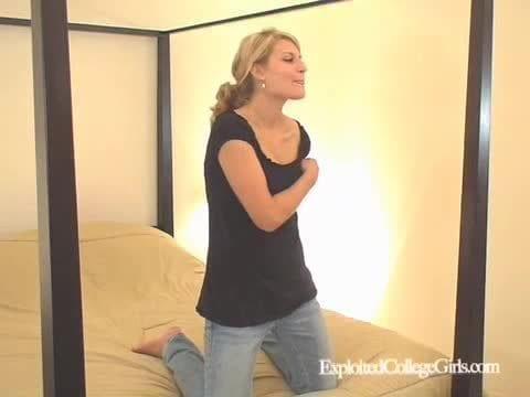 ExploitedCollegeGirls Brooke Casting Porno
