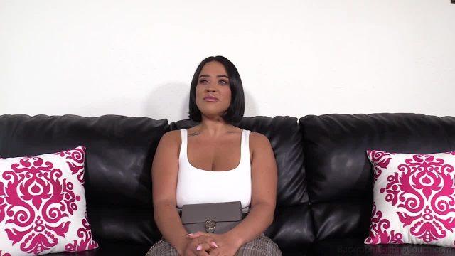 BackroomCastingCouch Sahara Casting Porno