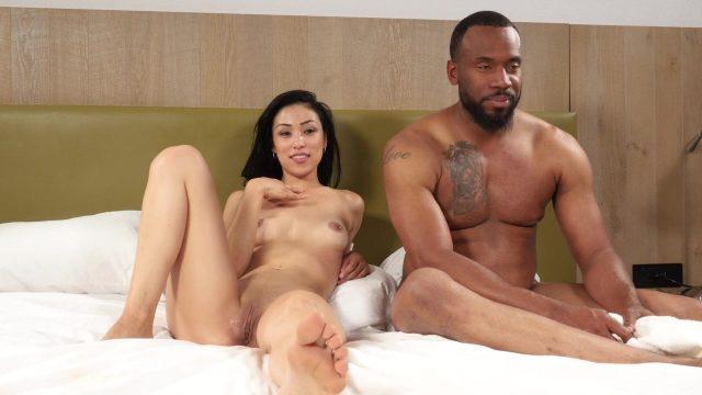 BlackAmbush Mia Casting Porno