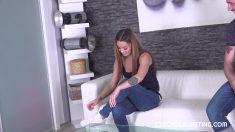 CzechCasting Daphne Klyde Casting Porno