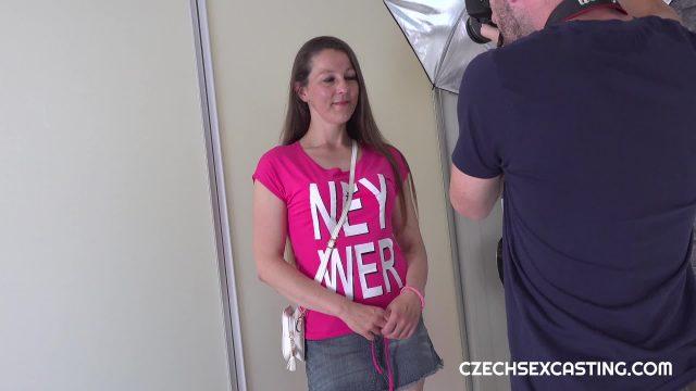 CzechCasting Valentina Ross Casting Porno