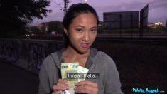 PublicAgent May Thai Casting Porno