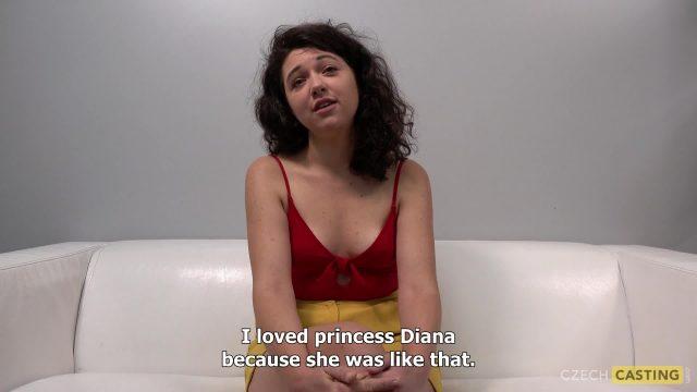 CzechCasting Anna 637 Casting Porno