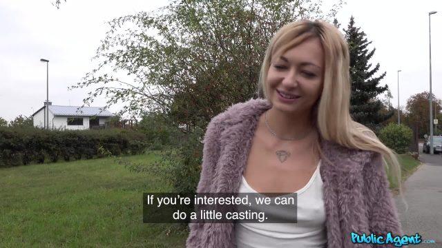 PublicAgent Lola Shine Casting Porno