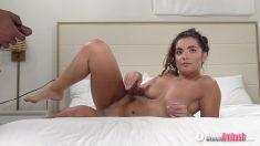 BlackAmbush Ava Dior Casting Porno