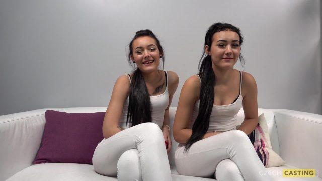CzechCasting Zlata & Karolina Casting Porno