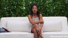 NetVideoGirls Lily Casting Porno