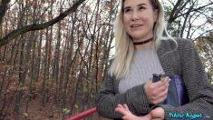 PublicAgent Madison McQueen Casting Porno