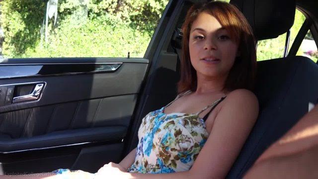 ExploitedCollegeGirls Melody Casting Porno