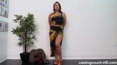 Casting Couch Milf Threesome