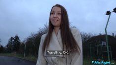 PublicAgent Mishelle Klein Casting Porno