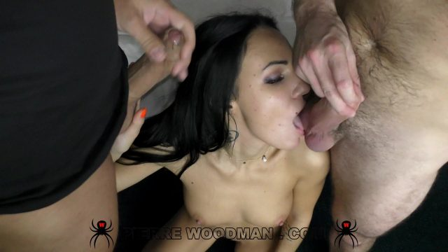 WoodmanCastingX Gaby Lamour Casting Porno