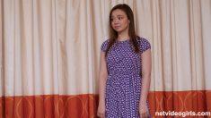 NetVideoGirls Joy Casting Porno