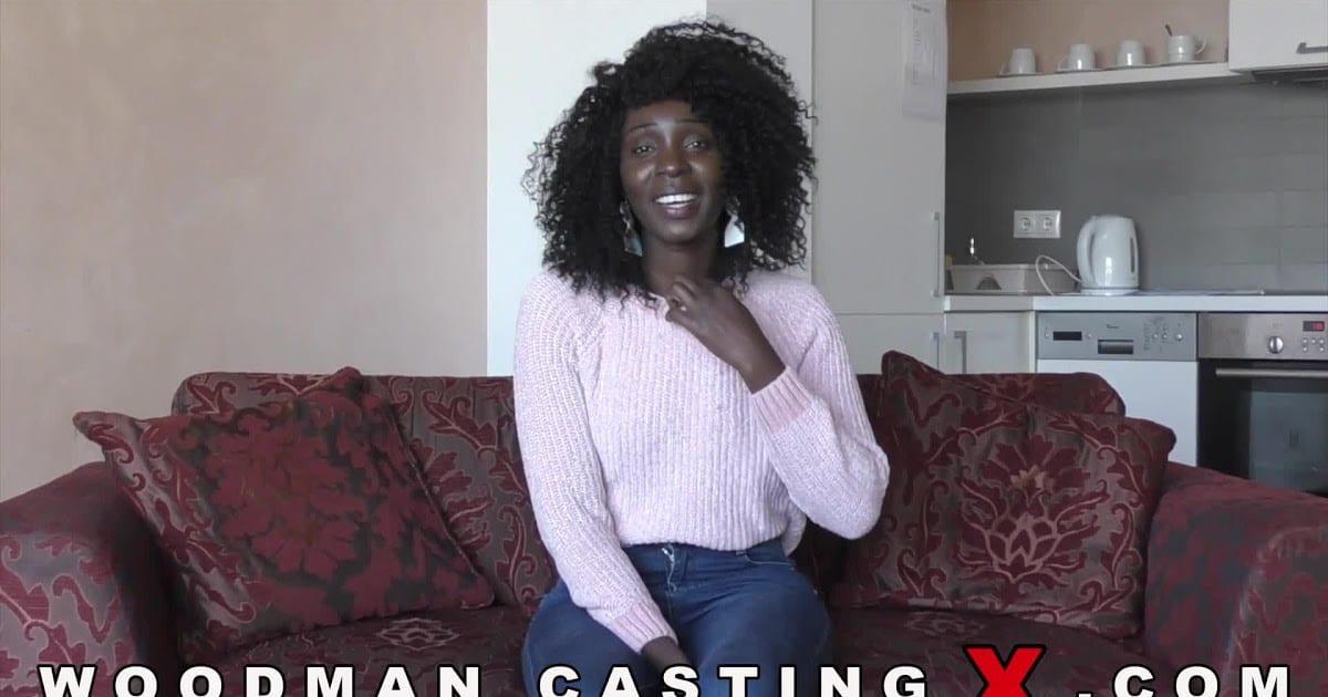 WoodmanCastingX Zaawaadi Casting Porno