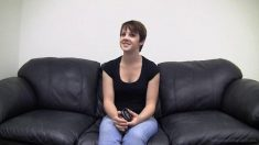 Backroom casting couch vicky